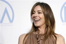<p>Director Kathryn Bigelow arrives at the 21st annual Producers Guild of America Awards in Los Angeles January 24, 2010. REUTERS/Danny Moloshok</p>