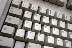 <p>A generic picture of a computer keyboard. OFFPO REUTERS/Catherine Benson</p>