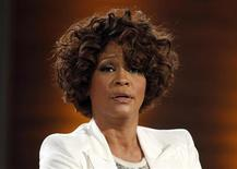 <p>Whitney Houston in foto d'archivio. REUTERS/Johannes Eisele</p>