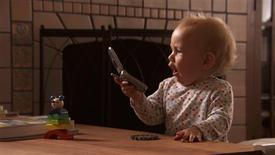 """<p>Hattie is one of four babies followed from birth to first steps in Thomas Balmes' documentary """"Babies"""". REUTERS/Focus Feature/Handout</p>"""
