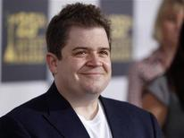 <p>Actor and comedian Patton Oswalt arrives at the 25th annual Film Independent Spirit Awards in Los Angeles, March 5, 2010. REUTERS/Lucas Jackson</p>