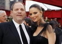 <p>Film producer and Miramax Films co-founder Harvey Weinstein arrives with his with wife, Georgina Chapman, at the 82nd Academy Awards in Hollywood, March 7, 2010. REUTERS/Brian Snyder</p>