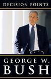 """<p>Ex-presidente dos EUA George W. Bush na capa de seu livro de memórias """"Decision Points"""". Bush, cujo governo foi marcado pelos atentados de 11 de Setembro e as guerras no Iraque e Afeganistão, vai lançar seu livro em 9 de novembro, informou sua editora nesta segunda-feira. 26/04/2010 REUTERS/Divulgação</p>"""