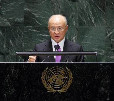 Nuclear watchdog urges united international pressure on Iran