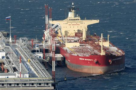 Russian forces seize oil tanker from Somali pirates