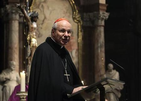 Cardinal accuses Vatican official of abuse cover-up | Reuters