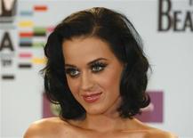 <p>Cantora Katy Perry foi eleita a mulher mais sexy do mundo pela revista norte-americana Maxim. REUTERS/Fabrizio Bensch</p>