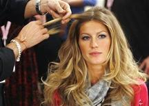 <p>1: Gisele Bundchen remains the world's top-earning model, according to latest ranking from Forbes. The Brazilian beauty took home an estimated $25 million in the last year. REUTERS/Mario Anzuoni</p>