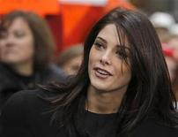 """<p>Actress Ashley Greene speaks during an appearance on NBC's """"Today"""" show in New York, November 24, 2009. REUTERS/Brendan McDermid</p>"""