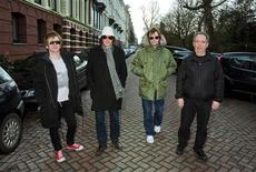 <p>Members of the punk band The Buzzcocks are shown in this 2009 publicity photo in Amsterdam released to Reuters June 1, 2010. from left are Danny Farrant, Steve Diggle, Chris Remington and Pete Shelley. Shelley is both flattered and baffled by the wealth of bands that claim to be influenced by the Buzzcock. REUTERS/Ian Rook/Handout</p>
