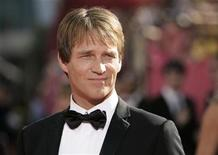 """<p>Actor Stephen Moyer of """"True Blood"""" arrives on the red carpet at the 61st annual Primetime Emmy Awards in Los Angeles, California September 20, 2009. REUTERS/Danny Moloshok</p>"""