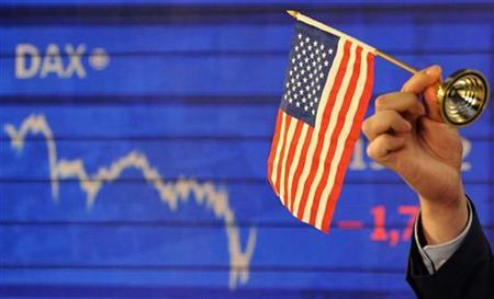 Despite fiscal woes, don't count the U S  out - Reuters