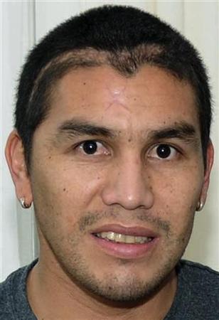 Striker Cabanas an inspiration to Paraguay - Reuters