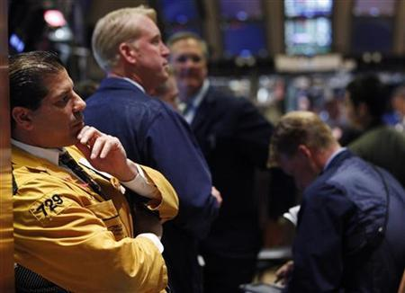 Wall Street marks best week in a year