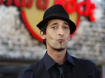 "<p>Actor Adrien Brody poses at the premiere of ""The A-Team"" at the Mann's Grauman Chinese theatre in Hollywood, California June 3, 2010. REUTERS/Mario Anzuoni</p>"