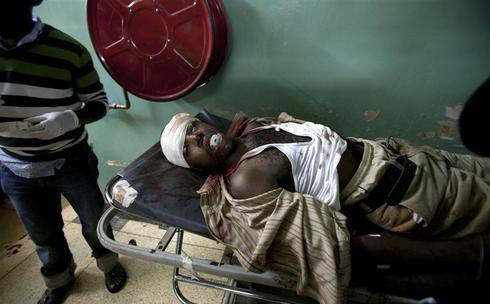 Deadly Uganda explosions