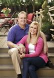 """<p>Couple Leigh Anne and Sean Tuohy, who were made famous by the book and hit movie """"The Blind Side"""", pose in an undated photo. REUTERS/Mark Tucker/Handout</p>"""