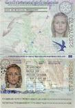 <p>Britain's new-look passport in an undated image. REUTERS/Home Office</p>