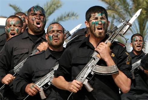 Mideast flashpoint: Hamas-controlled Gaza