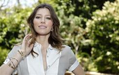 <p>Jessica Biel poses for a portrait in Beverly Hills, May 20, 2009. REUTERS/Danny Moloshok</p>