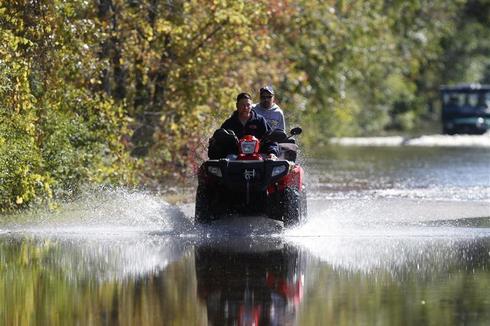 Floods in Wisconsin