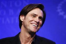 "<p>Imagen de archivo del actor Jim Carrey, en un evento en Nueva York. Sep 22 2010 La actriz inglesa en ascenso Ophelia Lovibond se unió al elenco de ""Mr. Popper's Penguins"", una comedia familiar protagonizada por Jim Carrey. REUTERS/Lucas Jackson/ARCHIVO</p>"