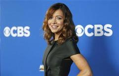 <p>Actress Alyson Hannigan poses at a CBS television fall season premiere event in Los Angeles September 16, 2010. REUTERS/Mario Anzuoni</p>