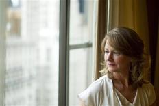 """<p>Melissa Leo foi indicada ao Oscar em 2008 por """"Rio Congelado"""". 18/10/2010 REUTERS/Lucas Jackson</p>"""