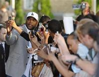 "<p>Actor, director and producer Tyler Perry arrives for a special screening of ""Why Did I Get Married Too?"" at the Ritzy cinema, in Brixton, south London May 21, 2010. REUTERS/Paul Hackett</p>"