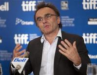"""<p>Director Danny Boyle attends a news conference to promote the film """"127 Hours"""" during the 35th Toronto International Film Festival September 12, 2010. REUTERS/Fred Thornhill</p>"""