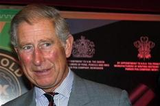 <p>Britain's Prince Charles attends a business meeting in New Delhi October 4, 2010. REUTERS/B Mathur</p>