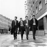 <p>Os Beatles são vistos em foto publicitária sem data, divulgada à Reuters em 16 de novembro de 2010. REUTERS/Apple Corps LTD/Divulgação</p>
