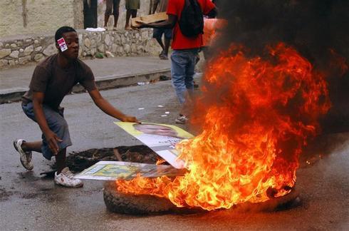 Unrest in Haiti