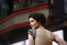 "<p>Cast member Gemma Arterton poses at the premiere of ""Prince of Persia: The Sands of Time"" at the Grauman's Chinese Theatre in Hollywood, California May 17, 2010. REUTERS/Mario Anzuoni</p>"