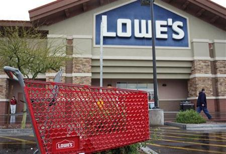 Lowe's disappoints versus Home Depot - Reuters