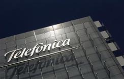 <p>Sede da Telefónica, em Madri, Espanha. 29/07/2010 REUTERS/Susana Vera</p>