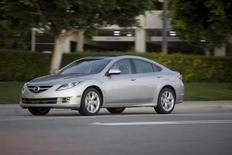 <p>A 2010 Mazda 6 in an image courtesy of Mazda. REUTERS/Handout</p>