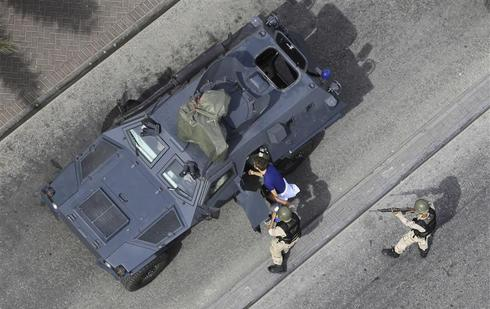 Crackdown in Bahrain