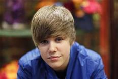 <p>Justin Bieber poses for a portrait in New York, June 3, 2010. REUTERS/Lucas Jackson</p>