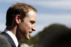 <p>Britain's Prince William attends a national memorial service for victims of last month's earthquake, in Christchurch March 18, 2011. REUTERS/Mick Tsikas</p>
