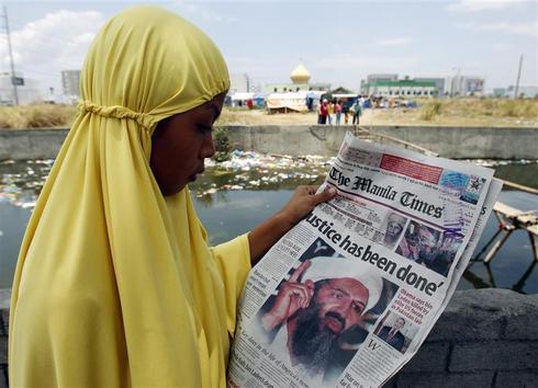 A world without Osama