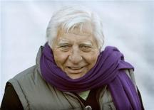 <p>Foto de archivo. Günter Sachs, nacido en Alemania acude a la ceremonia de Two-Women Bobsleigh World Championships en St. Moritz REUTERS/Arnd Wiegmann</p>