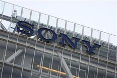 <p>Foto de archivo de la casa matriz de la firma Sony en Tokio, dic 10 2008. Sony dijo que prevé unas pérdidas netas de 260.000 millones de yenes (3.200 millones de dólares) para el año que finalizó el 31 de marzo, por la cancelación de créditos fiscales, en el último de una serie de sombrías noticias para el gigante de la electrónica. REUTERS/Stringer</p>