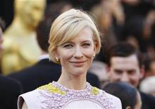 <p>Presenter Cate Blanchett arrives at the 83rd Academy Awards in Hollywood, California, February 27, 2011. REUTERS/Lucas Jackson</p>