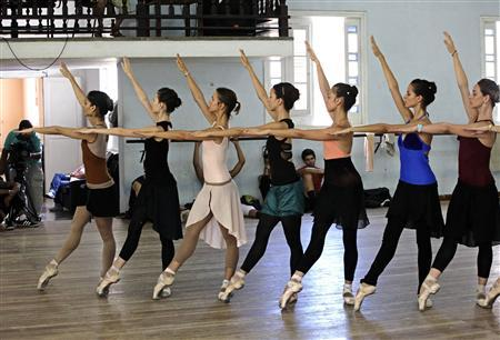 Cuban ballet to start U S  tour next week - Reuters