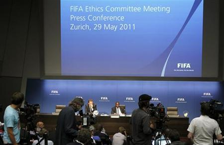 FIFA needs major surgery, says ethics delegate   Reuters