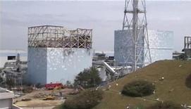 """<p>Реактор АЭС """"Фукусима-1"""" в Японии 6 мая 2011 года. Ясутеру Ямаде 72 года, и он верит, что проживет еще несколько счастливых лет. REUTERS/Tokyo Electric Power Co/Handout</p>"""