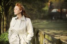 "<p>Sarah Ferguson, the Duchess of York, poses in this undated publicity photograph from Oprah Winfrey's cable channel's six part docu-series ""Finding Sarah"" which premieres June 19, 2011. REUTERS/Robin Layton and Courtesy of OWN/Handout</p>"