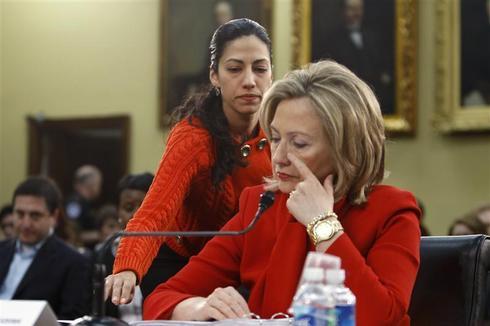 Huma Abedin: Hillary's trusted aide