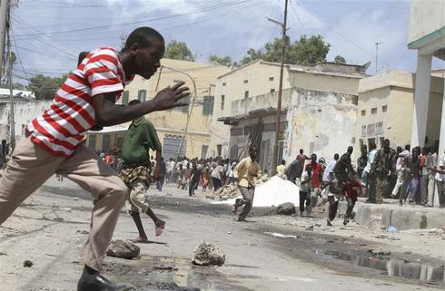 Streets of Mogadishu